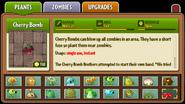 Cherry Bomb Almanac Entry