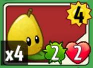 Pair of Pears card