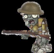 Rifle Zombie