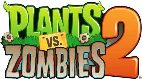 Plants Vs Zombies 2 Music - Halloween Piñata Extended ☿ HD ☿-0