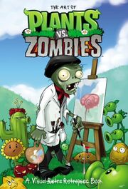 The Art of Plants vs. Zombies cover