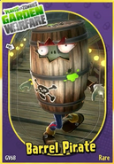 Barrel Pirate hd