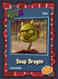 SnapDragonSticker