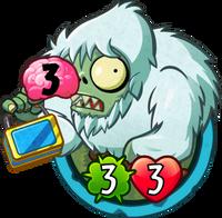Zombie YetiH