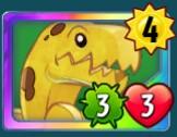 BananasaurusRexPvZHCard