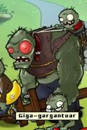Giga Gargantuar Plants Vs Zombies Wiki Fandom Powered