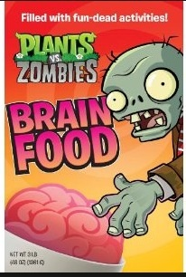 Brain food-cover