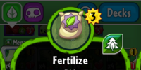 Fertilize