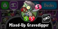 Mixed-Up Gravedigger