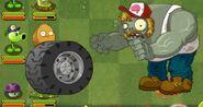 TruckerAttacking