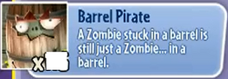 Barrle Pirate