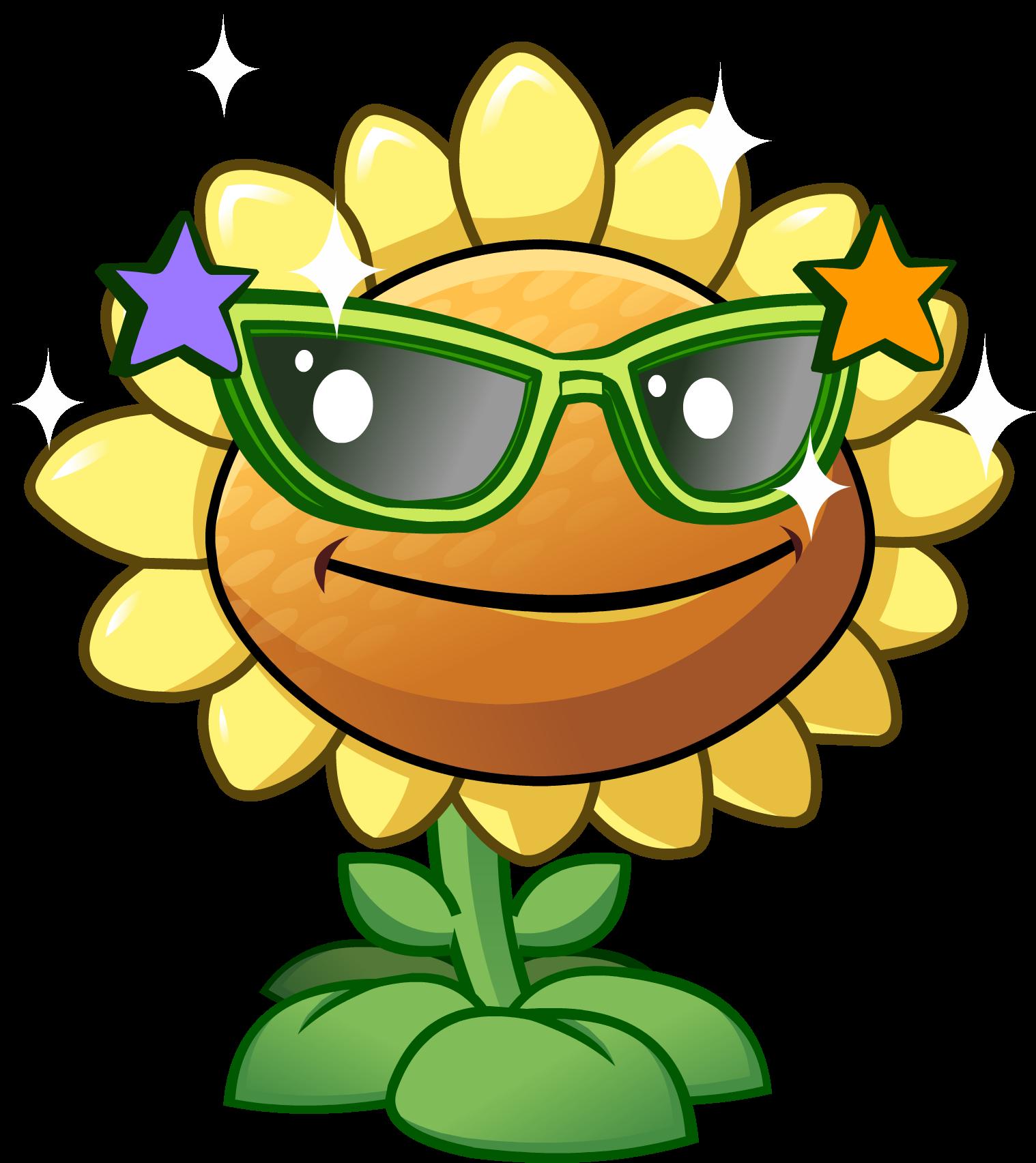 Image  SunflowerCostumeonlinepng  Plants vs Zombies Wiki