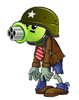File:Gatling Pea Zombie PVZ 2.png