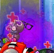 Medic healing Coffee Zombie
