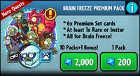 BrainFreezepremiumPack