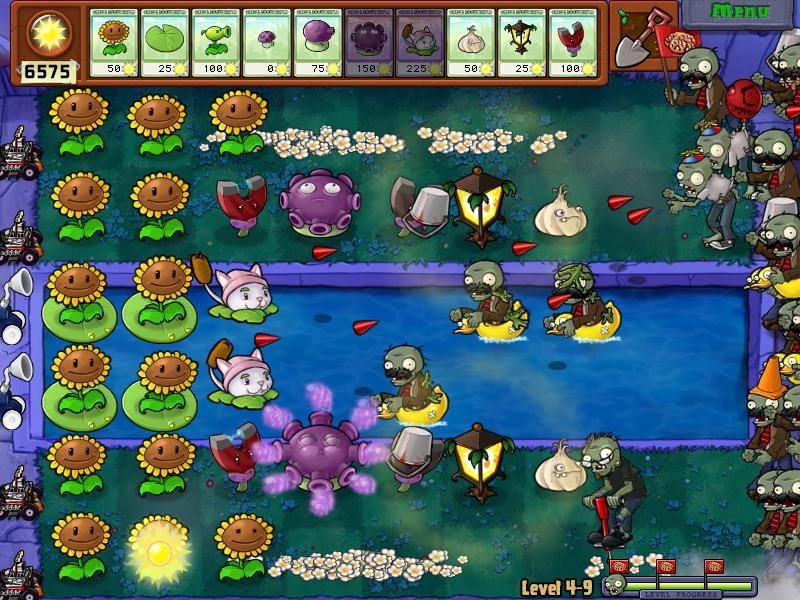 Image 4 9 jpg plants vs zombies wiki fandom powered for Jardin zen plantas vs zombies