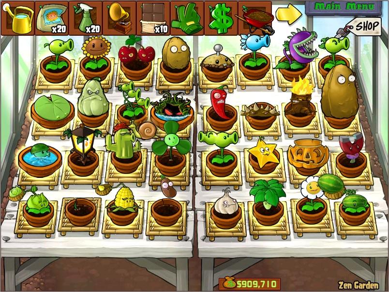 Zen Garden Plants vs Zombies Plants vs Zombies Wiki – Zen Garden Plants