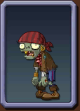 Pirate Zombie Icon2