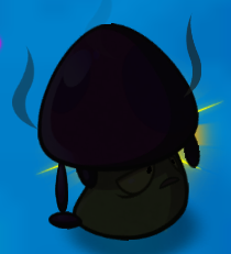 File:Poison Mushroom silhouette.png