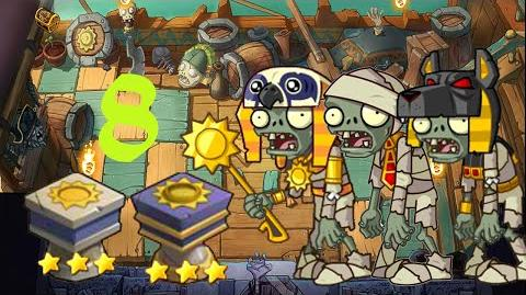 PvZ Online - Adventure Mode - Battle of the Nile 8