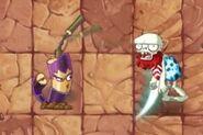 Sugarcane Master Attacking