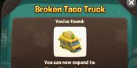 Broken Taco Truck