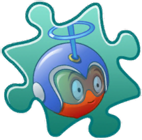 File:Electromagnetic Peach Costume Puzzle Piece.png