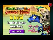 Jurassic Marsh Part 1 Ad