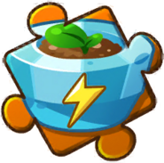 Speed Up Plant Pot Puzzle Piece Level 4