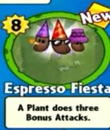 Receiving Espresso Fiesta