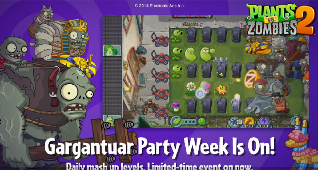 File:Marigold in game in Gargantuar Week trailer.PNG