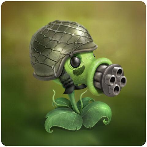 File:Gatling Pea(Im realistic like).jpg