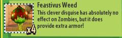 Feastivus Weed Stickerbook Description