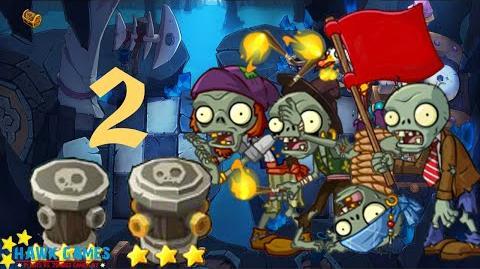 PvZ Online - Adventure Mode - Treasure Cave 2