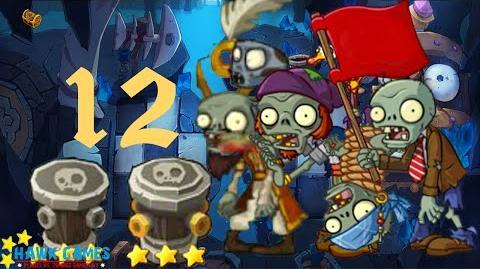 PvZ Online - Adventure Mode - Treasure Cave 12