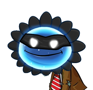 File:Shadow Flower in Zombie Disguise 2.png