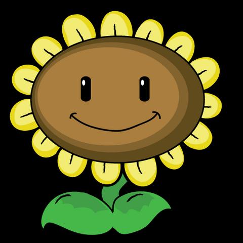 File:Sunflower by welikegroovyturtles-d35wtj4.png