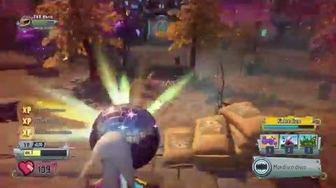 Plants vs zombies Garden Warfare 2 - Disco Chomper Legendary