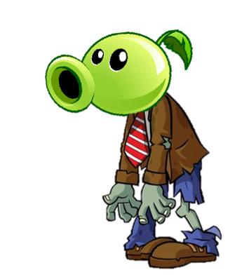 File:Zombotany 2 Peashooter Zombie.png