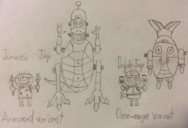 File:Jurassic Imp and Dolph-Imp With Z-Mechs.png