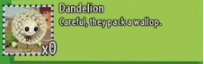 File:DandelionDescriptionPvZGW2.png