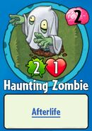 Obtaining Haunting Zombie