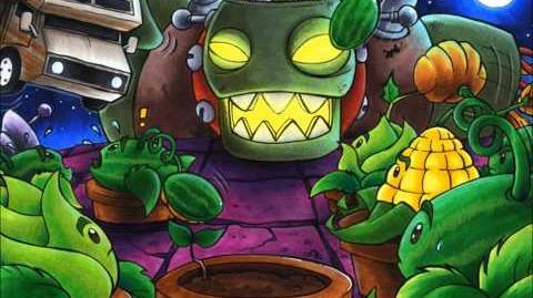 BraniacManiac (Dr. Zomboss Battle) Remix Plants vs. Zombies