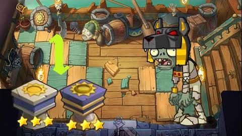 PvZ Online - Adventure Mode - Battle of the Nile 1