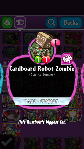 File:Cardboard Robot Zombie Description.png