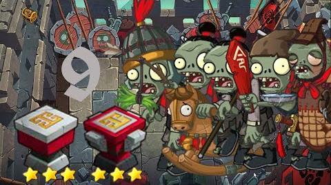 PvZ Online - Adventure Mode - Battle of the Great Wall 9