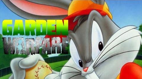 BUGS BUNNY EASTER EGG! - PvZ Garden Warfare (HD)