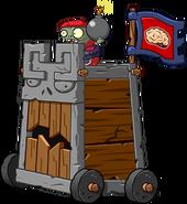 Pvzas chariot
