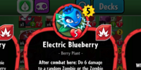 Electric Blueberry (PvZH)/Gallery