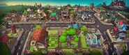 PVZOL Town